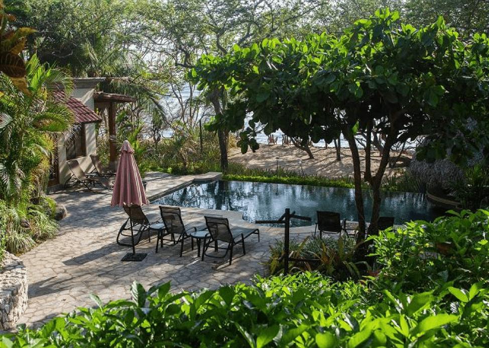 Casa de Luz vacation rental for weddings Tamarindo