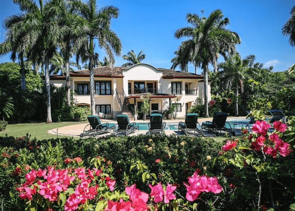 Villa Tranquila vacation rental Tamarindo