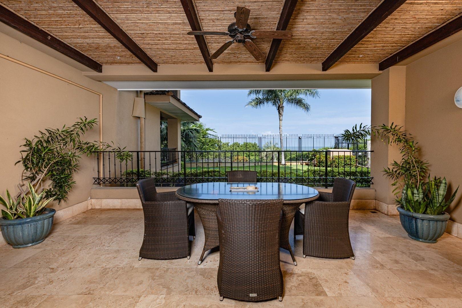Tamarindo vacation rental Crystal Sands 104