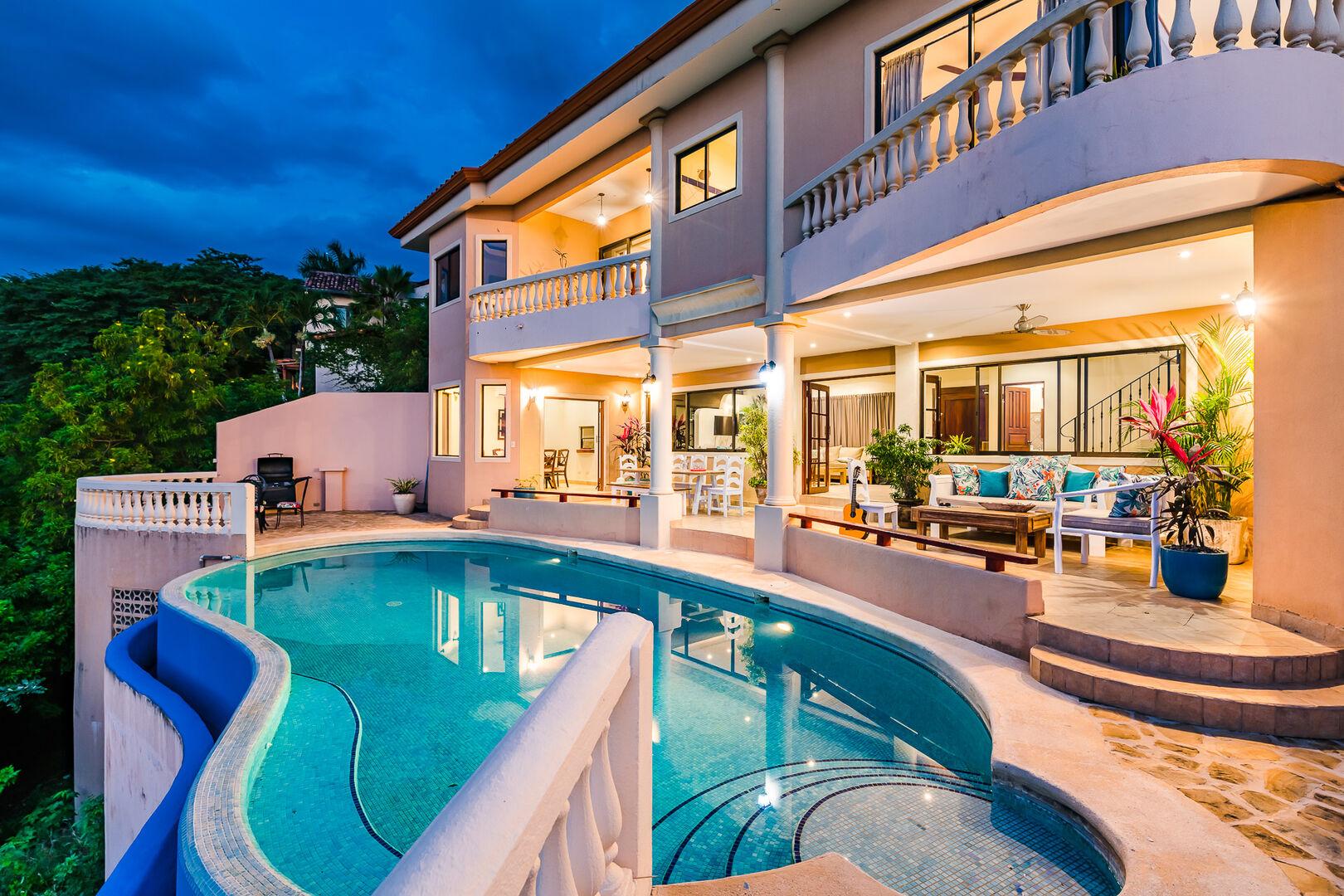 Casa Xanadu Tamarindo vacation rental
