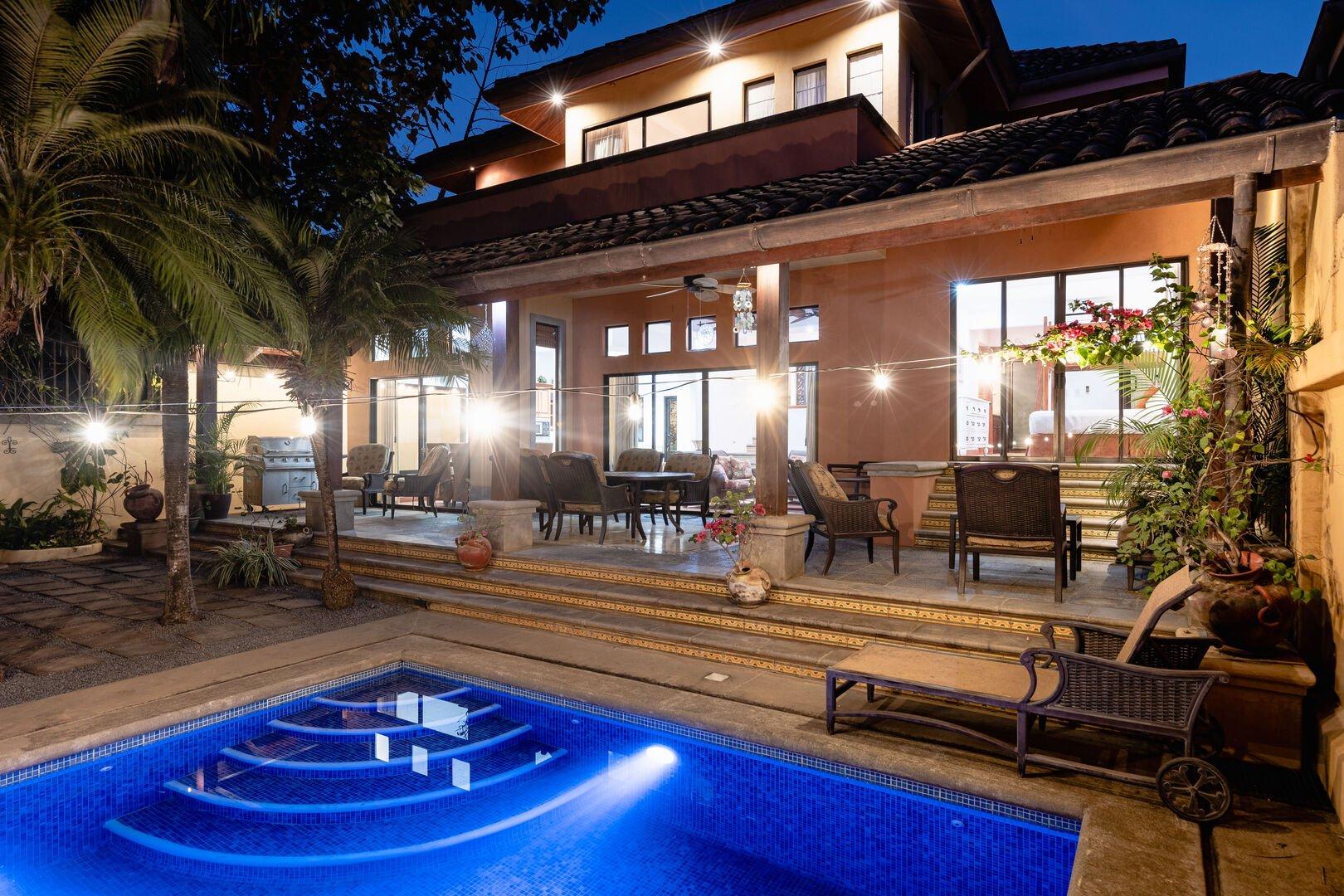 Casa Calico downtown Tamarindo vacation rental