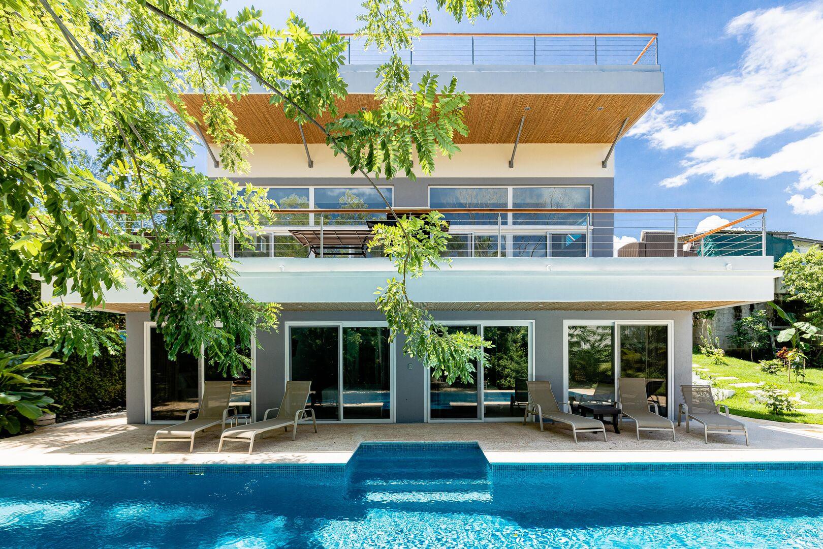 Villa Motmot Tamarindo vacation rental
