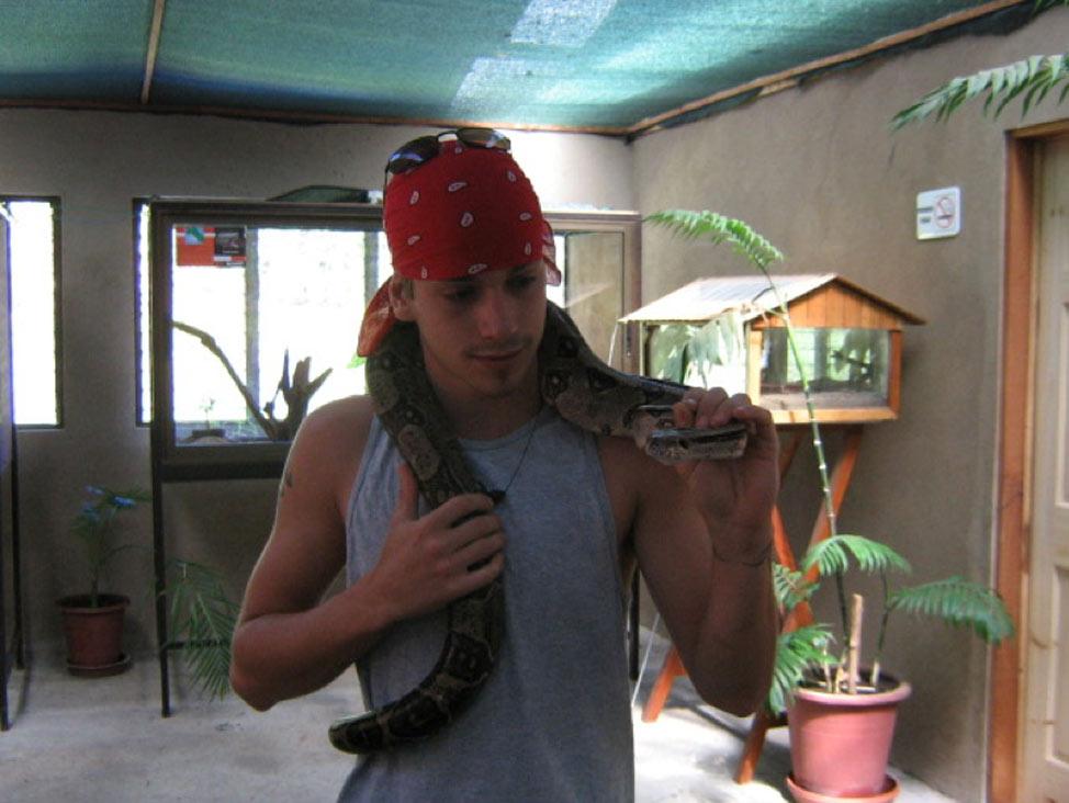 tamarindo snake